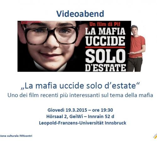 2015, video - la mafia uccide